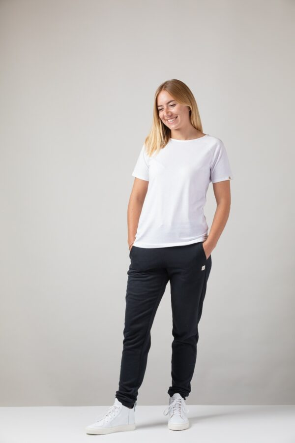Women basic T-Shirt white