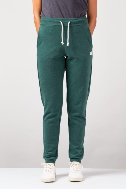 Unisex Trainer Pant green stone