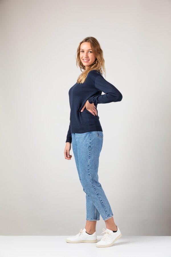 Women Sweater blue