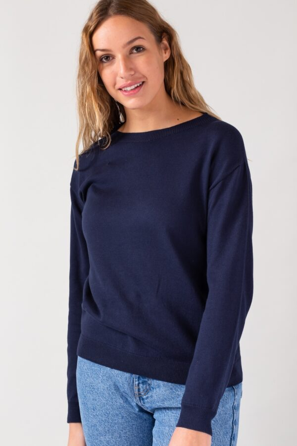 Women Sweater blue