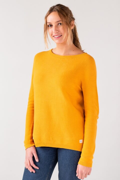 Women Lina Sweater amber