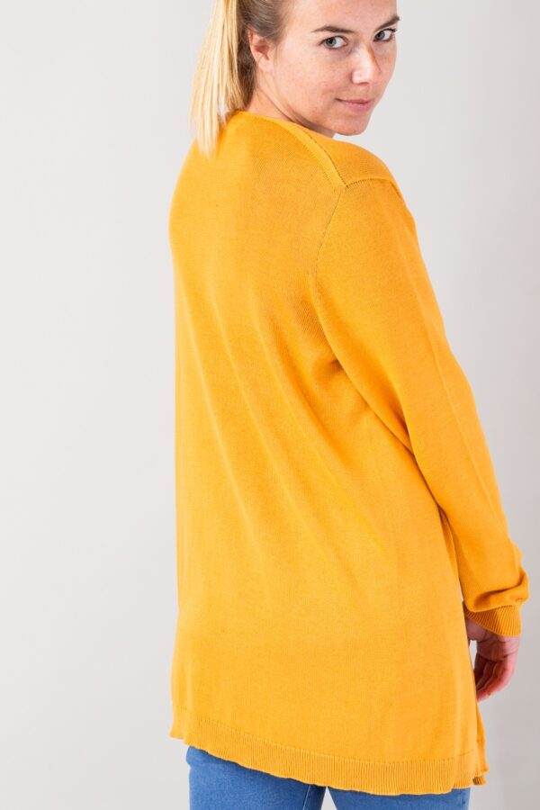 Women Cardigan amber