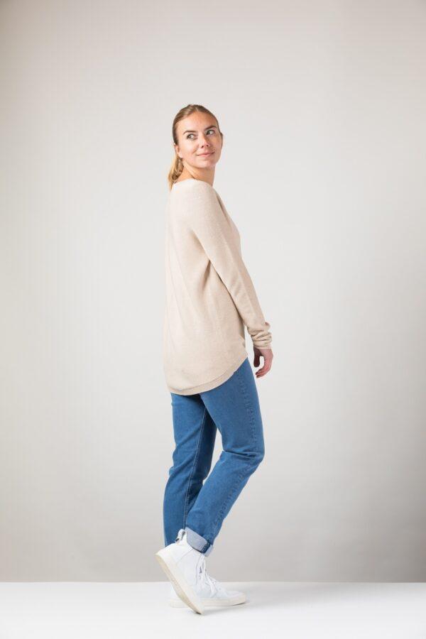 Women Lina Sweater tofu