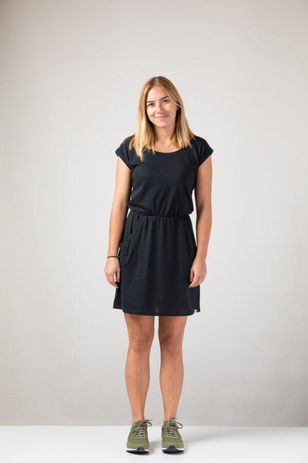 Women basic Dress black