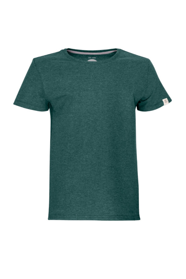 Kids Basic T-Shirt green stone