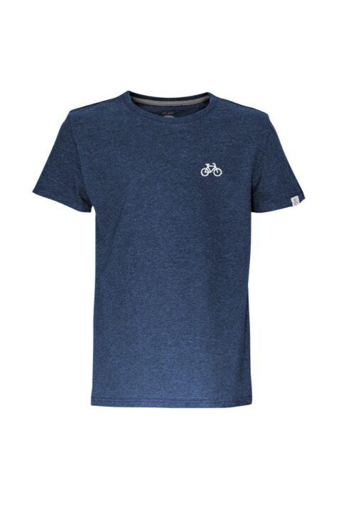 Kids T-Shirt VELO blue stone