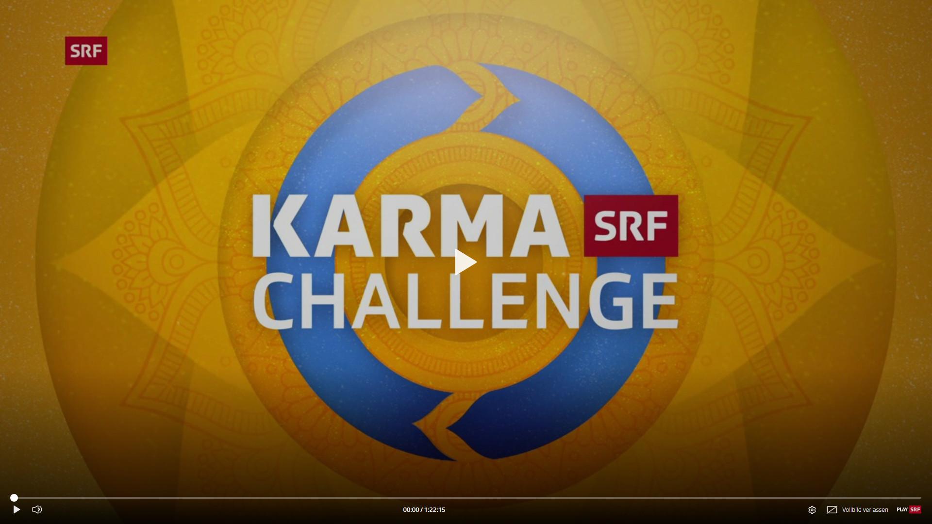 SRF Karma Challenge