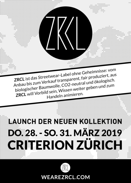 Launch-Flyer