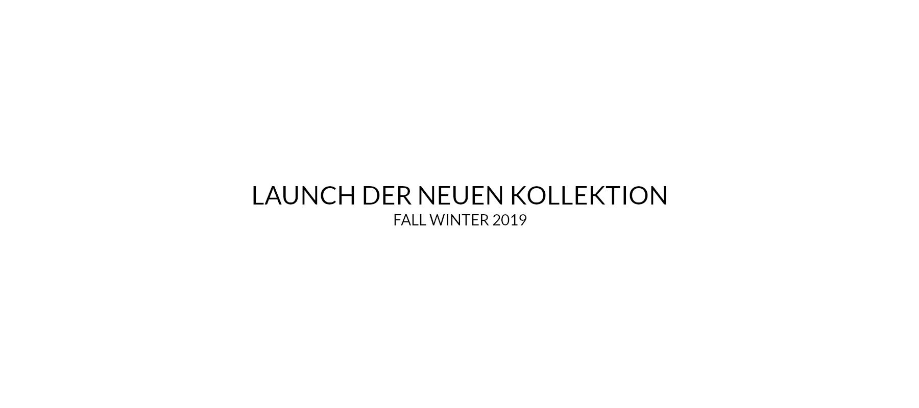 Neue ZRCL Kollektion