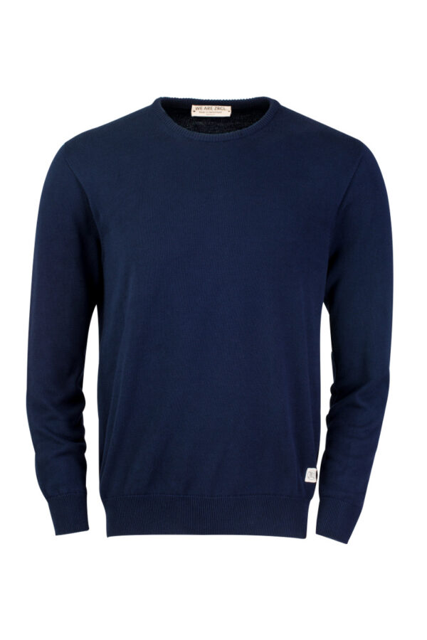 Men Sweater Swiss Edition blue