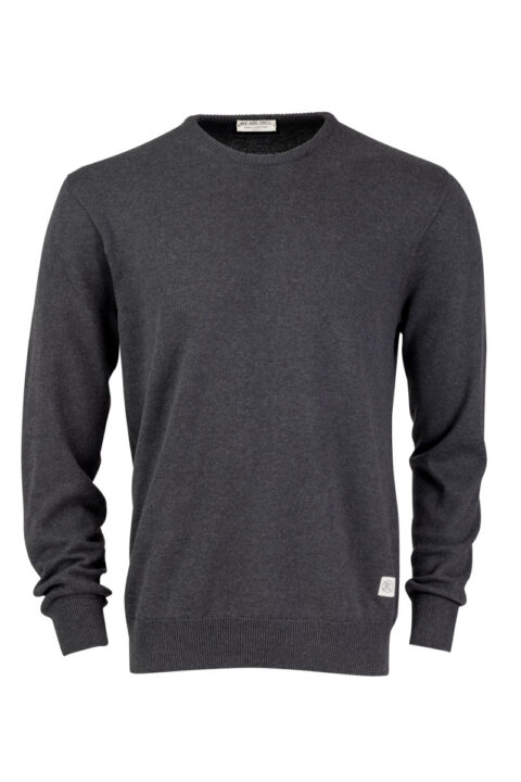 Men Sweater Swiss Edition onyx
