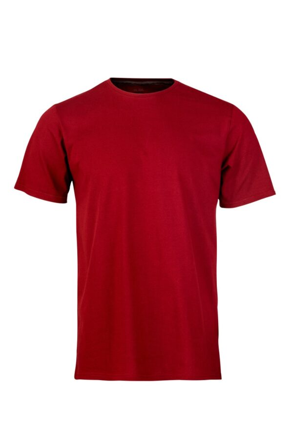 ZRCL Basic T-Shirt bordeaux