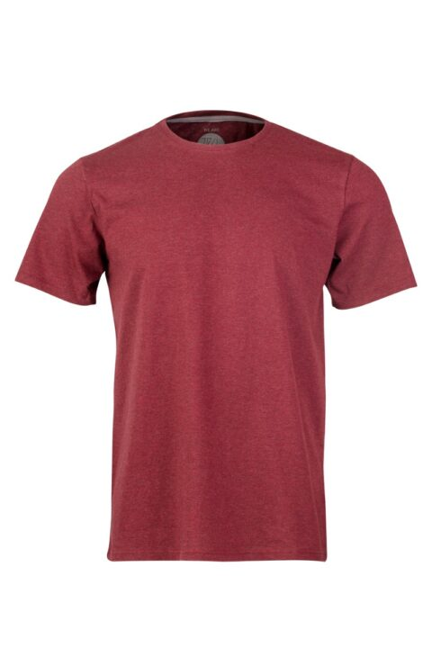 ZRCL Basic T-Shirt dark wine
