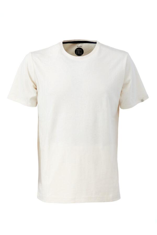 Men basic T-Shirt natural