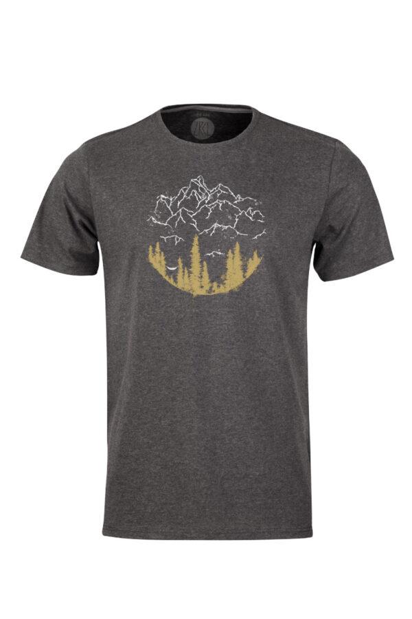 Men T-Shirt Hammock onyx