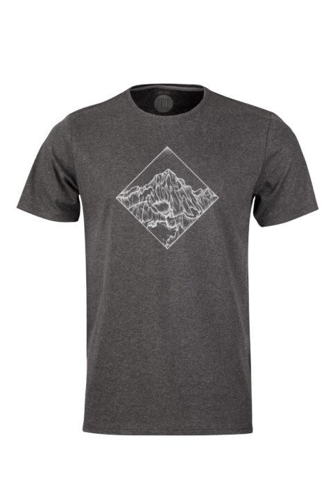 Men T-Shirt POW onyx
