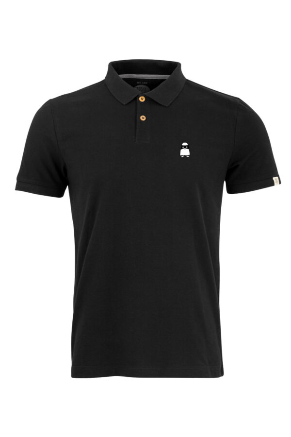 ZRCL Polo Ghost black