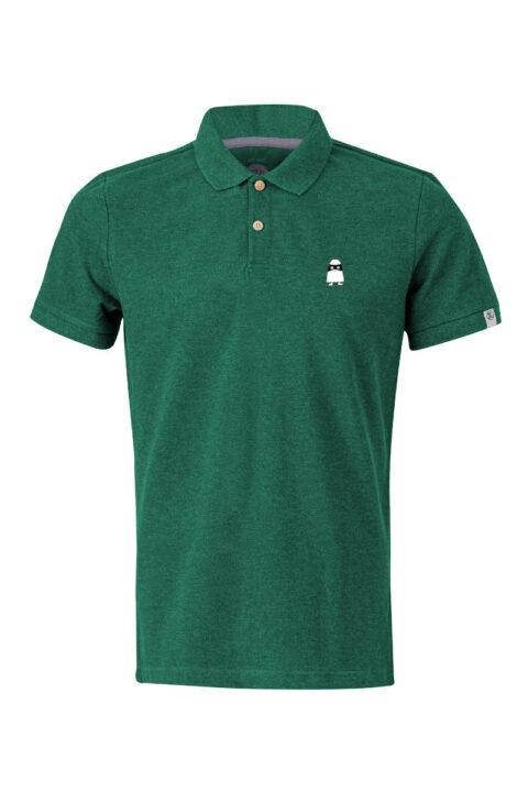 Men Polo Ghost green