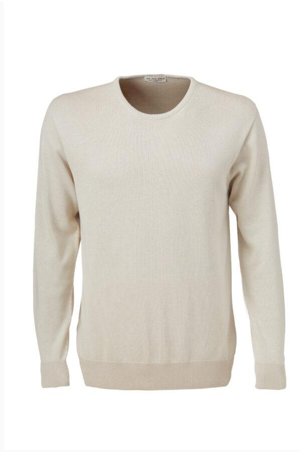 Men basic Sweater tofu