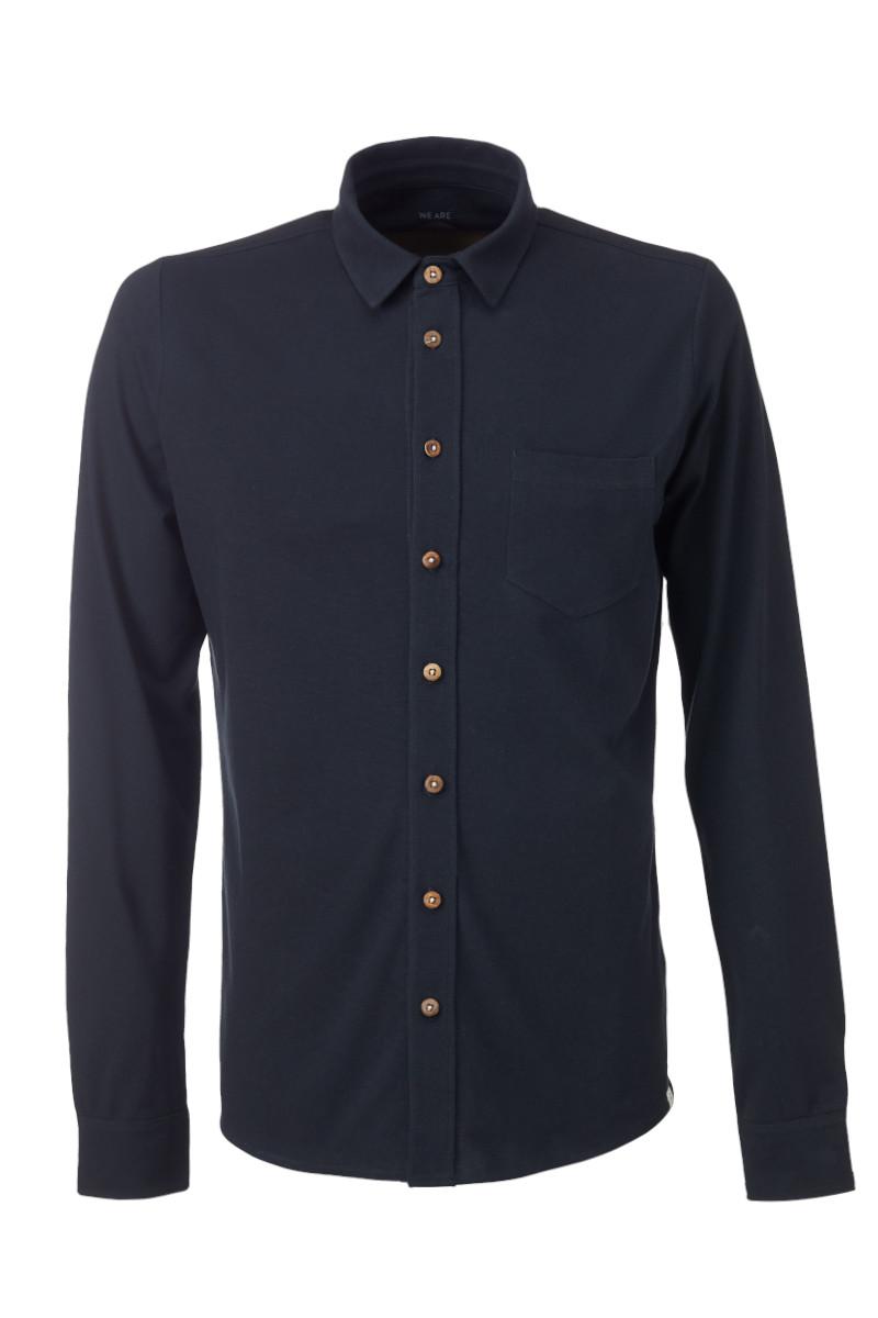 Men Shirt black
