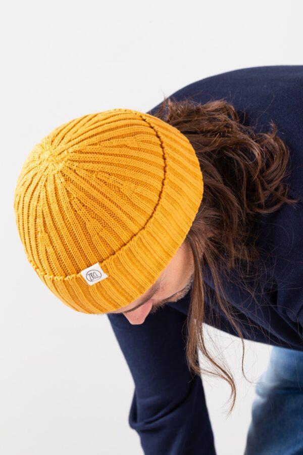 Beanie Snugly amber