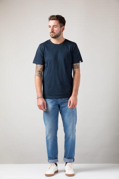 ZRCL Basic T-Shirt blue