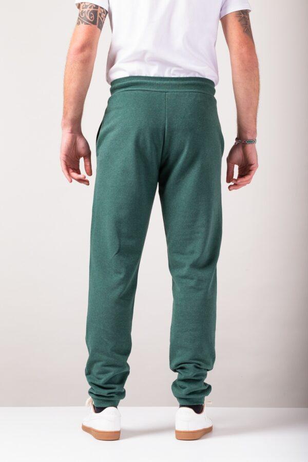 Unisex Trainer Pant green stone