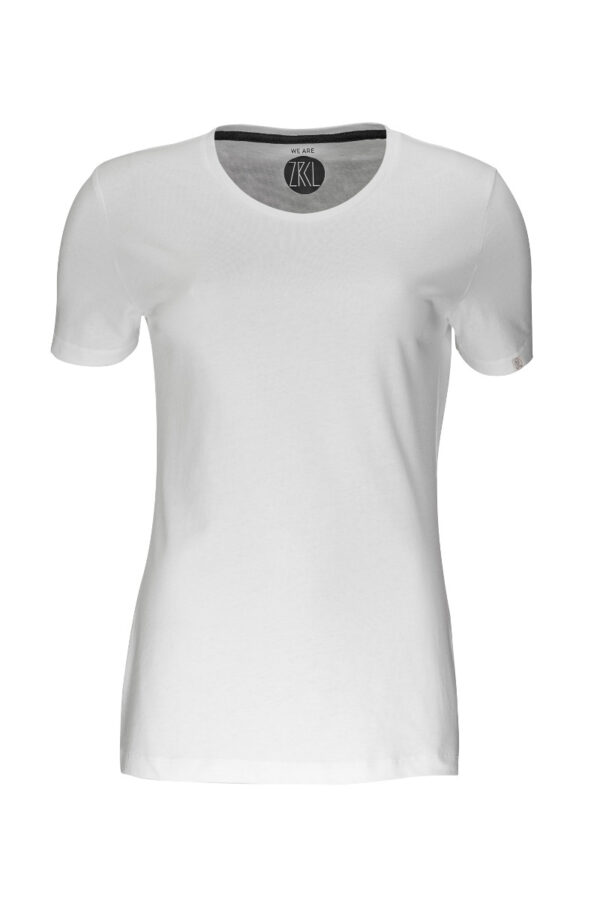 ZRCL Damen Slim T-Shirt Basic