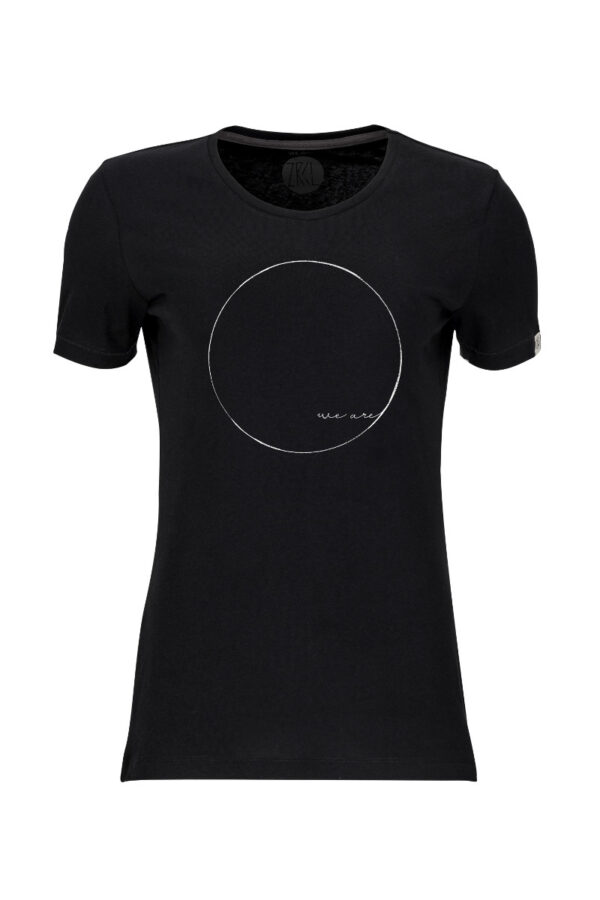 ZRCL Damen Slim T-Shirt WE ARE