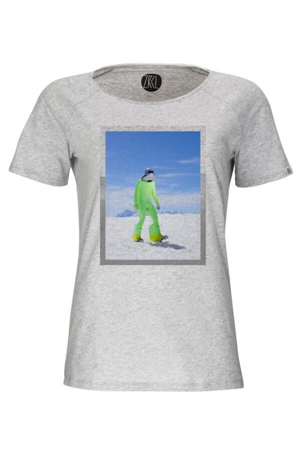 Women Fast Fashion T-Shirt by Thomas Stöckli