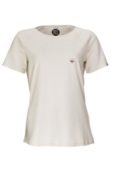 Damen T-Shirt Kitumba natural