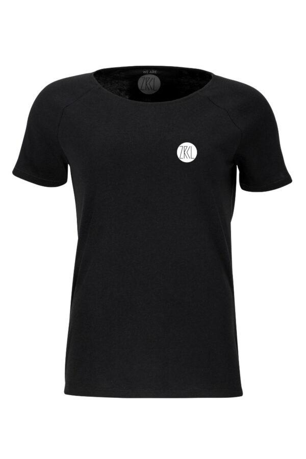 Women Logo T-Shirt black