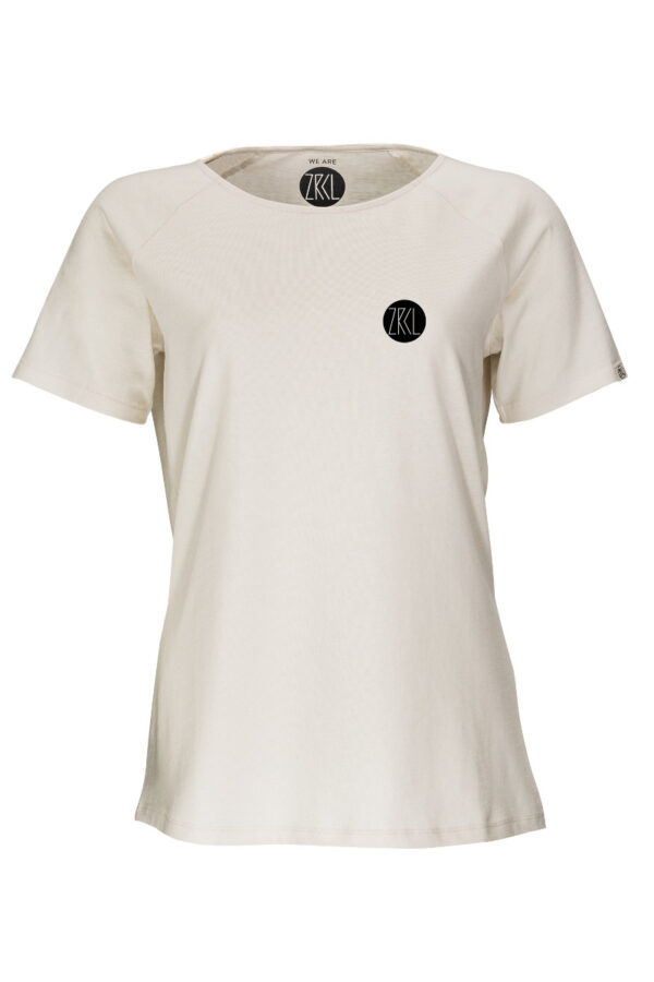 Women Logo T-Shirt natural