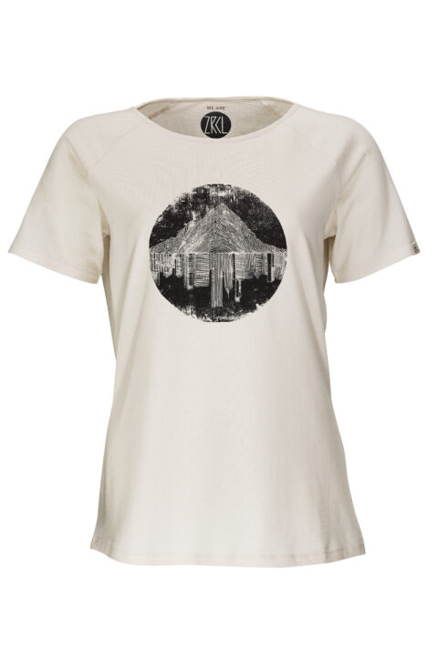 ZRCL Damen Mountain vs. City T-Shirt von Matt Allen