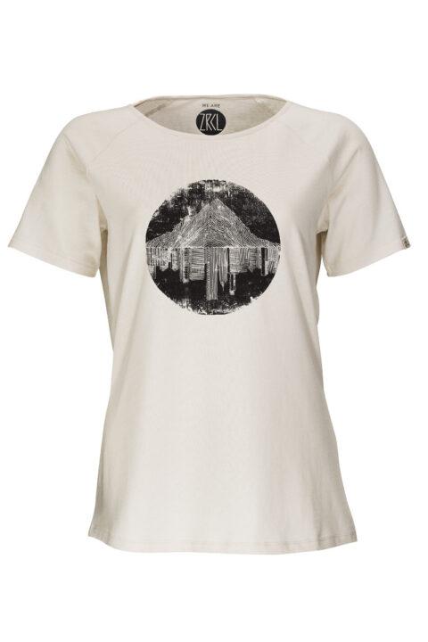 ZRCL Damen Mountain vs. City T-Shirt von Matt Allen