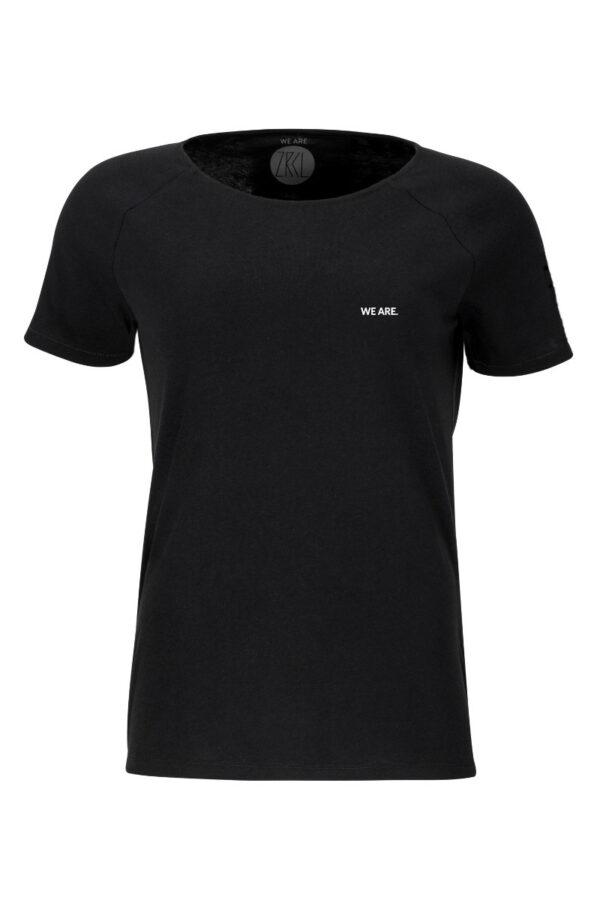 Women T-Shirt We are 2.0 black