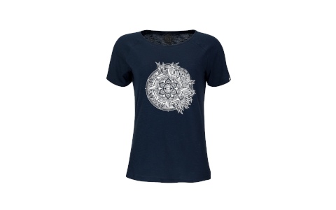 Women T-Shirt Eye Design Iuna Tinta