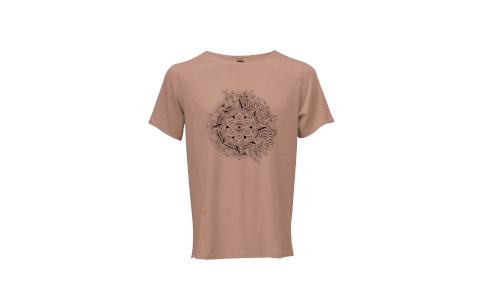 Men Loose T-Shirt Eye Design Iuna Tinta