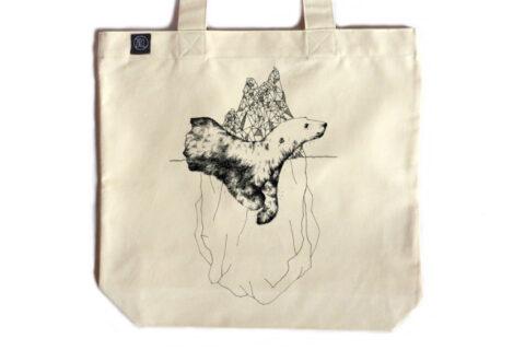 we are zrcl Shopper polar bear von sarah von rickenbach