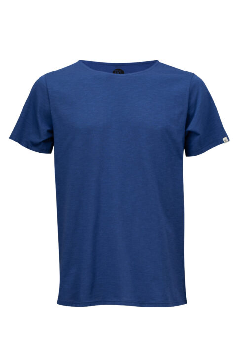 Men Loose T-Shirt blue