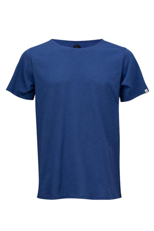 Men Loose T-Shirt blue