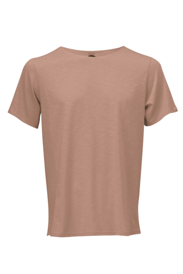 Men Loose T-Shirt brown