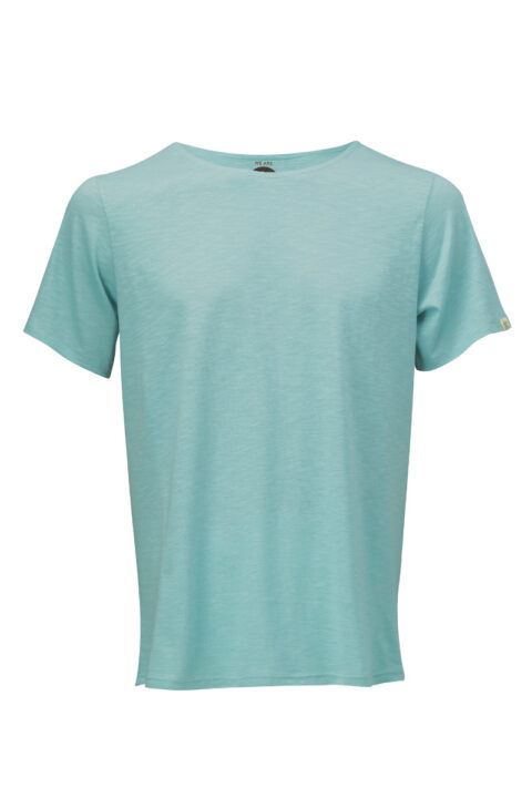 Men Loose T-Shirt teal
