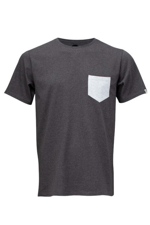 Men Pocket T-Shirt onyx