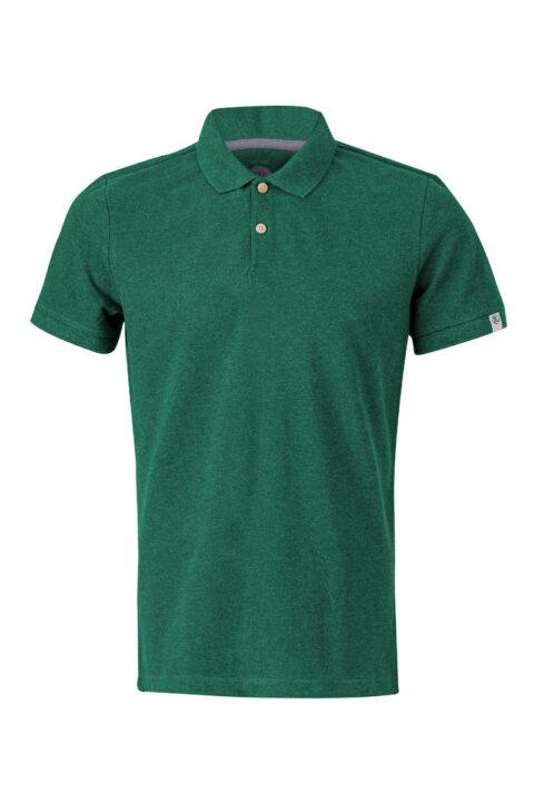 Men basic Polo green