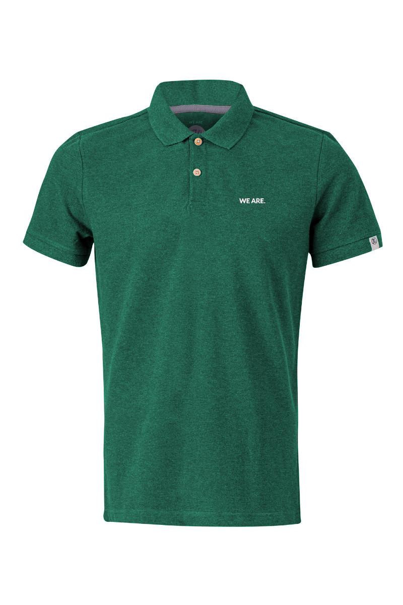 Men Polo WE ARE 2.0 green