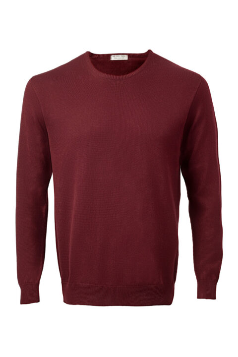 Men Swiss Edition Sweater bordeaux
