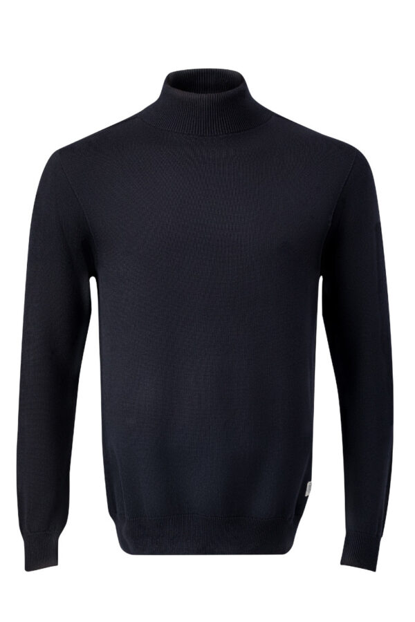 Swiss Edition Turtleneck black
