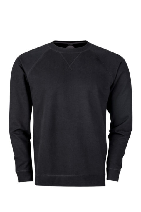 Men Sweater Basic black