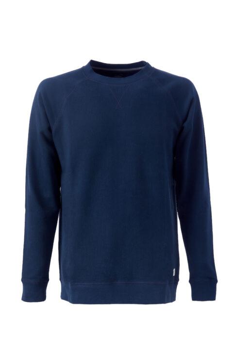 Men basic Sweater blue